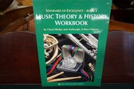 Standard of Excellence Book 3 Music Theory and History Workbook