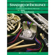 Standard of Excellence Book 3 B Flat Tenor Saxophone