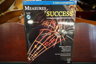 Measures of Success B Flat Tenor Saxophone Book 1 (w/ CD)