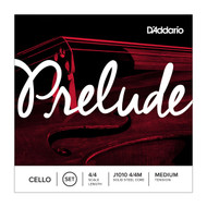 D'Addario Prelude Cello A String, 4/4 Scale, Medium Tension