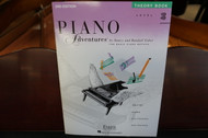 Piano Adventures Theory Book Level 3B (2nd Edition)
