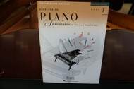 Accelerated Piano Adventures Lesson Book 1 (For the Older Beginner)