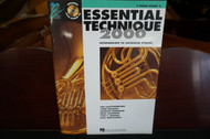 Essential Technique 2000 Intermediate/advanced French Horn Bk. 3