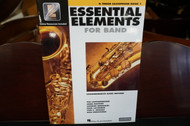 Essential Elements For Band Tenor Saxophone Bk. 1