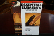 Essential Elements 2000 Electric Bass Book 2