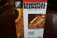 Essential Elements For Band Eb Baritone Saxophone Book 2