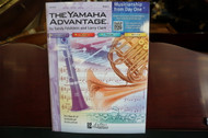 The Yamaha Advantage Clarinet Book 1 (w/ CD)