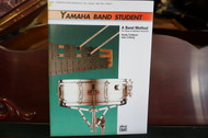 Yamaha Band Student Combined Percussion Book 1