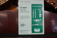 Ed Sueta Band Method Drums Book 2