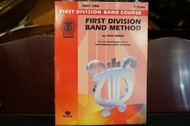 First Division Band Method Part 1 C Flute