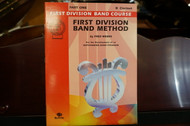 First Division Band Method Part 1 B Flat Clarinet