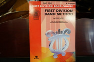 First Division Band Method Part 1 B Flat Trumpet