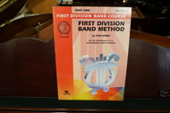First Division Band Method Part 1 B Flat Trombone