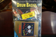 The Ultimate Beginner Series Drum Basics (w/ CD & DVD)