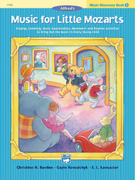 Alfred's Music For Little Mozarts Music Discovery Book 3