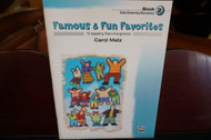 Famous and Fun Favorites Book 2