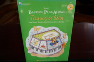 Bastien Play Along Treasury of Solos Book 2 (w/ CD)
