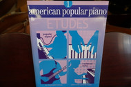 American Popular Piano Etudes Book 1