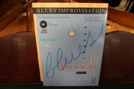 Discover Blues Improvisation (w/ CD)