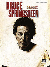 Bruce Springsteen Magic Piano Vocal Guitar