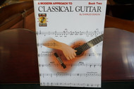 A Modern Approach To Classical Guitar Book 2 (w/ CD)