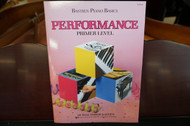 Bastien Piano Basics Performance Primer Level
