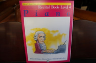 Alfred's Basic Piano Library Recital Level 4