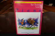 Alfred's Basic Piano Library Ear Training Level 4