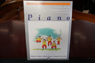 Alfred's Basic Piano Library Technic Book Complete Level 1