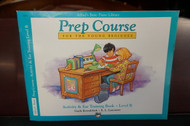 Alfred's Basic Piano Library Prep Course Activity & Ear Training  Book Level B