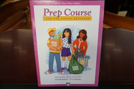 Alfred's Basic Piano Library Prep Course Notespeller Book Level D