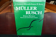 Muller Rusch String Method String Bass Book 1