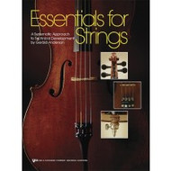 Essentials For Strings String Bass