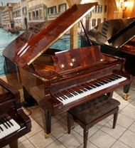 Used Schimmel Grand Piano w/Player System - SOLD