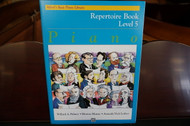 Alfred's Basic Piano Library Repertoire Book Level 5