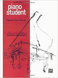 Piano Student David Carr Glover Piano Library Level Five