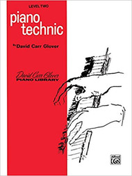 Piano Technic David Carr Glover Piano Library Level Two
