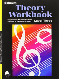 Schaum Theory Workbook Level Three