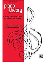 Piano Theory David Carr Glover Piano Library Level Four