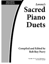 Lorenz's Sacred Piano Duets