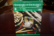 Standard Of Excellence Book 3 Baritone T. C.