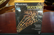 Measures of Success E Flat Baritone Saxophone Book 2 W/CD