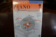Piano Adventures Level 2B Popular Repertoire Background Accompaniments CD