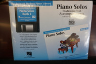 Piano Solos Instrumental Accompaniments for Book 1 MIDI