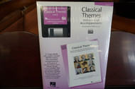 Classical Themes Instrumental Accompaniments Level 2 MIDI