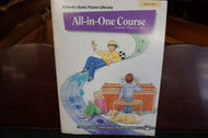 Alfred's Basic Piano Library All-in-One Course Book 5