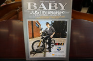 Justin Bieber Baby Piano/Vocal/Guitar