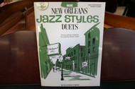More New Orleans Jazz Styles Duets Early Intermediate With CD