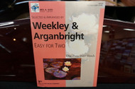 Weekley & Arganbright Easy For Two Duet Book Preparatory Level