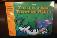 Bastiens' Invitation to Music Theory & Ear Training Party Book D